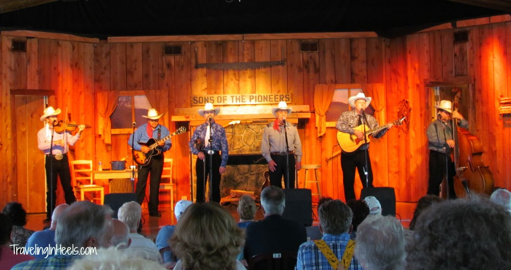 Get your music fix in Branson, Missouir, the Live Music Capital of the World.