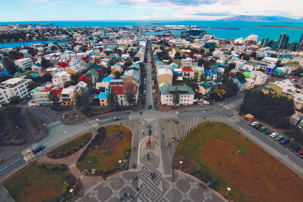 The largest city in Iceland, Reykjavik is easy to navigate and a top European destination for solo travelers.
