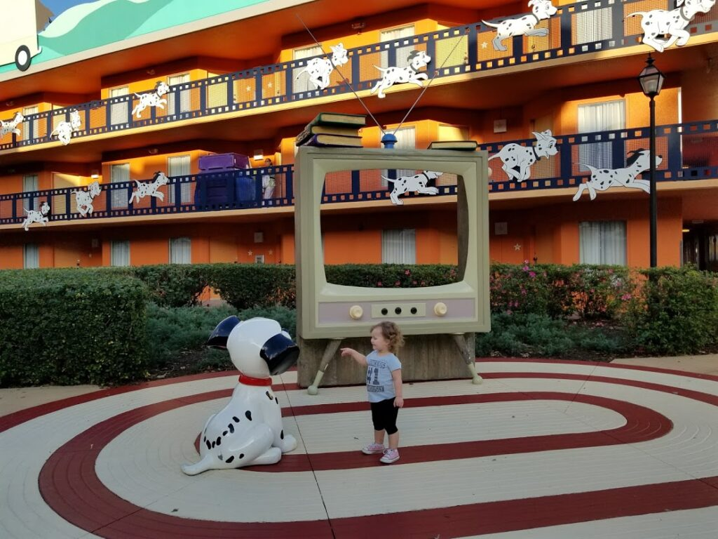 Exploring Disney's All-Star Movies Resort