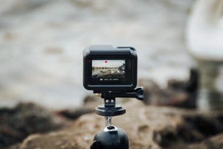 Lightweight, versatile and awesome, use a GoPro for travel photography.