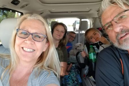 Family road trips are so much fun, but when the kids get bored, not so much.
