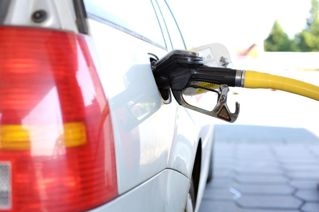 Save money on your car by forgoing premium fuel.