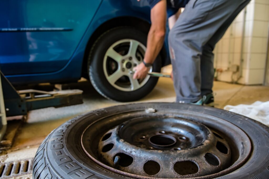 For road safety and economy, check your tires frequently.