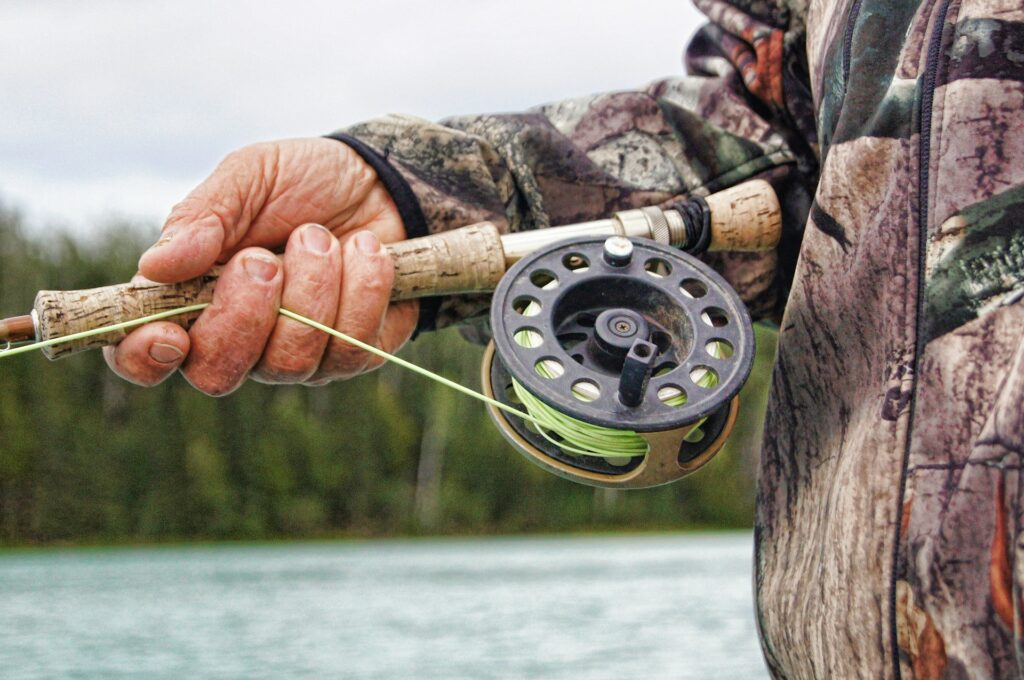 Fishing gear plays a big part of a successful fishing trip