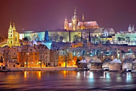 If you plan to visit Prague, Germany is one of the countries under the Schengen zone and may require a Schengen Visa.