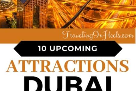 Dubai is a popular holiday destinations and with these 10 upcoming tourist attractions, even more so. #attractionsinDubai #Dubaiattractions #touristattractionsDubai #internationaltravel