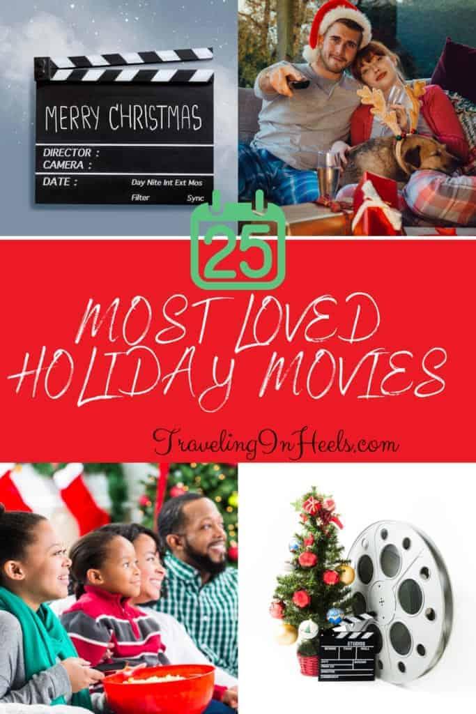 25 Most Loved Holiday Movies #holidaymovies #bestholidaymovies #holidaymoviesonamazonprime #holidaymovieschristmas
