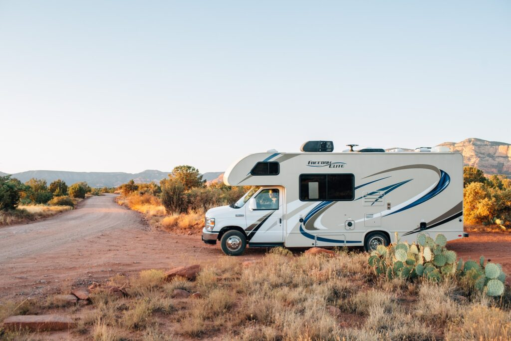 Boondocking in an RV is a great way to explore off-the-road.