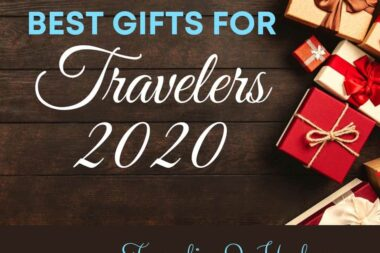 Gift giving made easier with these best gifts for travelers 2020