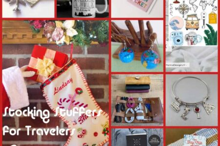 For inspiration for stocking stuffers for travelers, shop Etsy's holiday gift guides. Photo: Etsy