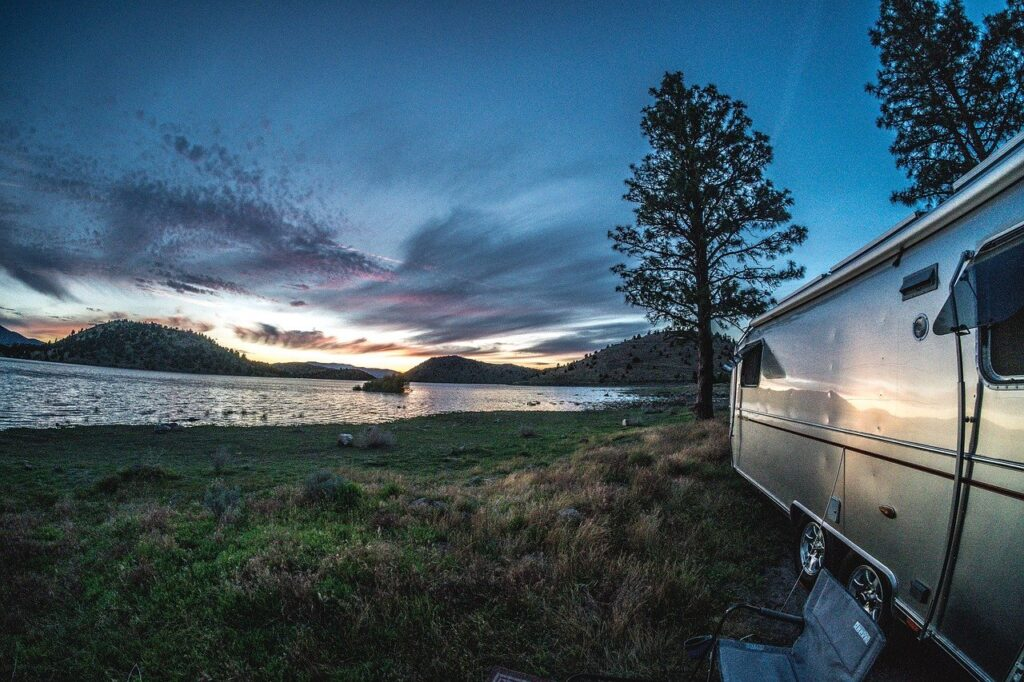 Combine your love for camping and road trips with RV Travel.