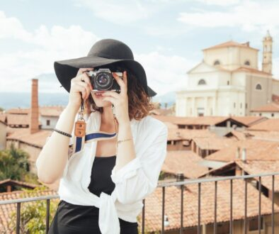 While it's certainly easier to travel WITH someone and explore together, solo travel equally stretches your beliefs and experiences.