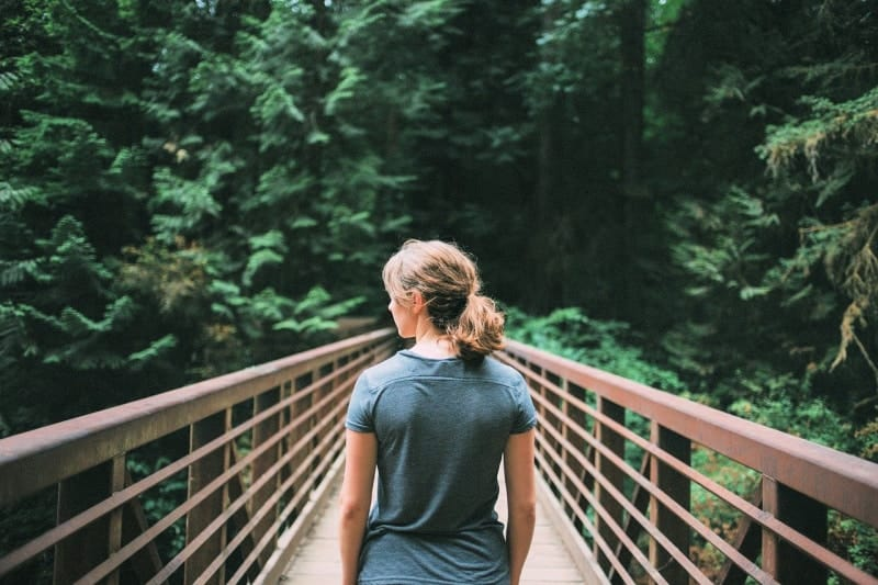 Road trip tips for staying healthy include taking time for short walks or hikes.