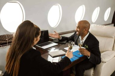 While a private jet charter can be a splurge, read our guide to see how possible it might be for your next vacation.