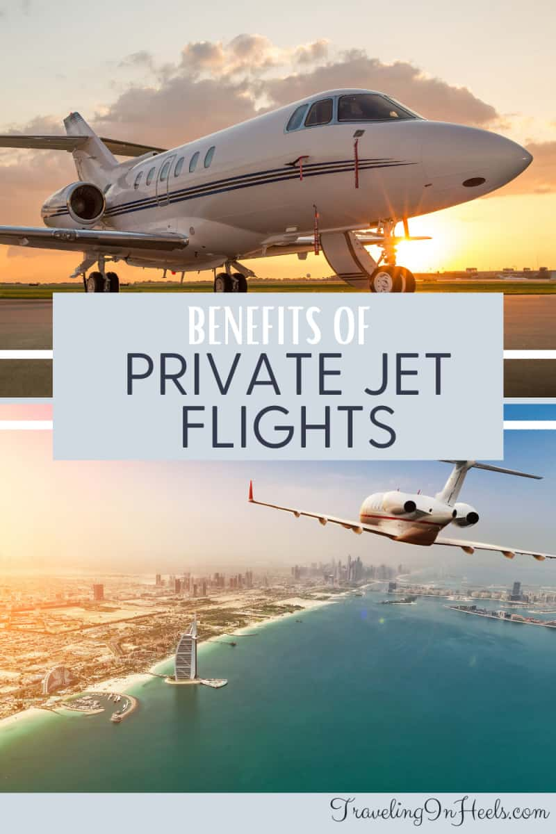 Weigh all the benefits of private jet flights, from money, time and safety, will it be an option for you? #privatejetflights #privatejetbenefits #privatejets #traveltips