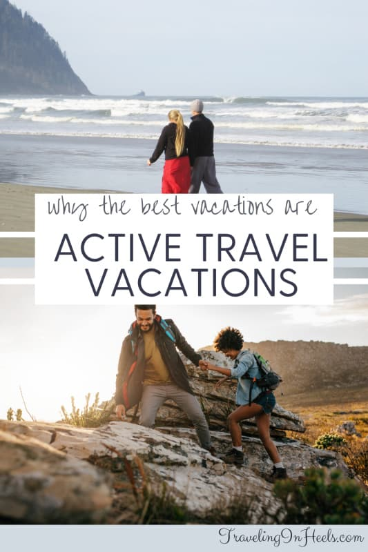Why the best vacations are Active Travel Vacations #bestvacations #activetravelvacations #activetravel