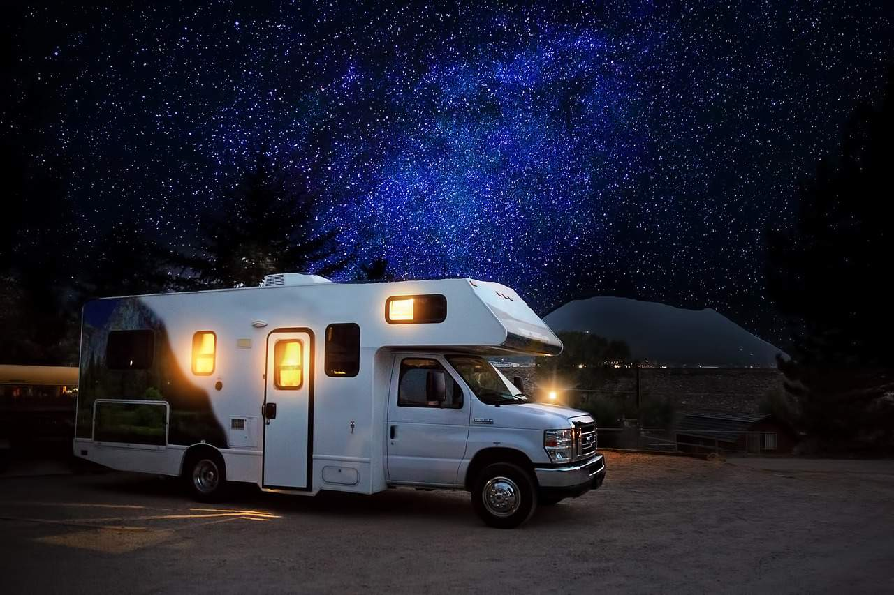 What are the top features you can expect to find in a small Class C RV?