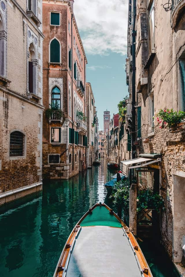So many amazing places to visit in Italy, including Venice, so plan your Italian vacation wisely. Photo: Pexels
