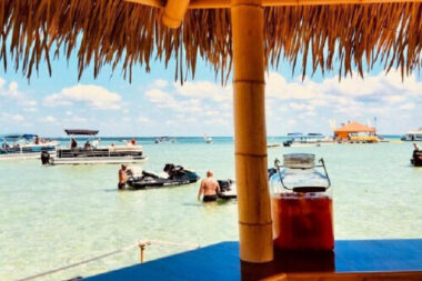 Get ready for fun in the sun by visiting Florida's Crab Island Jet Ski Tour