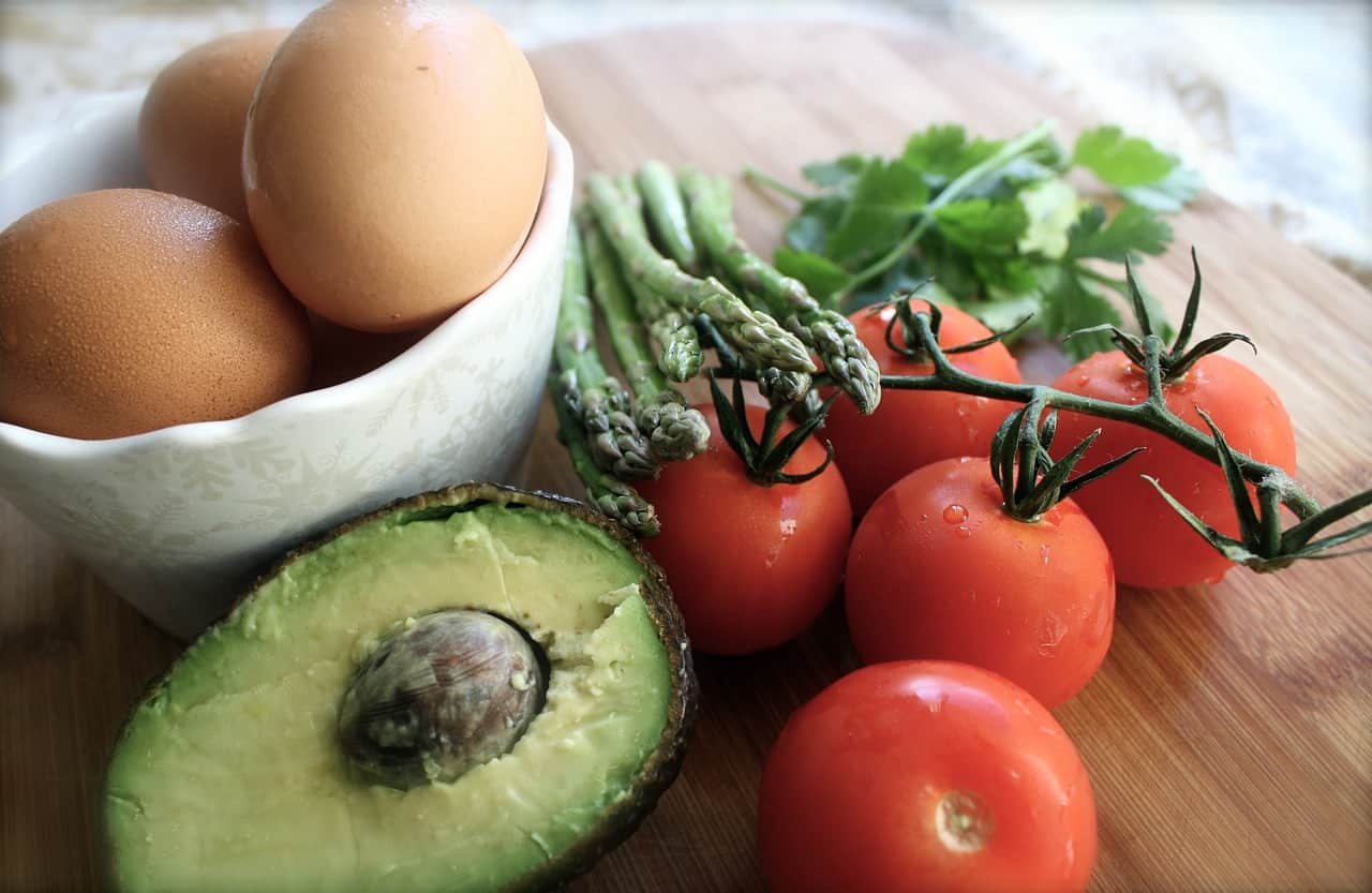 Consider natural ways to younger skin with anti-aging foods like eggs and avocados.