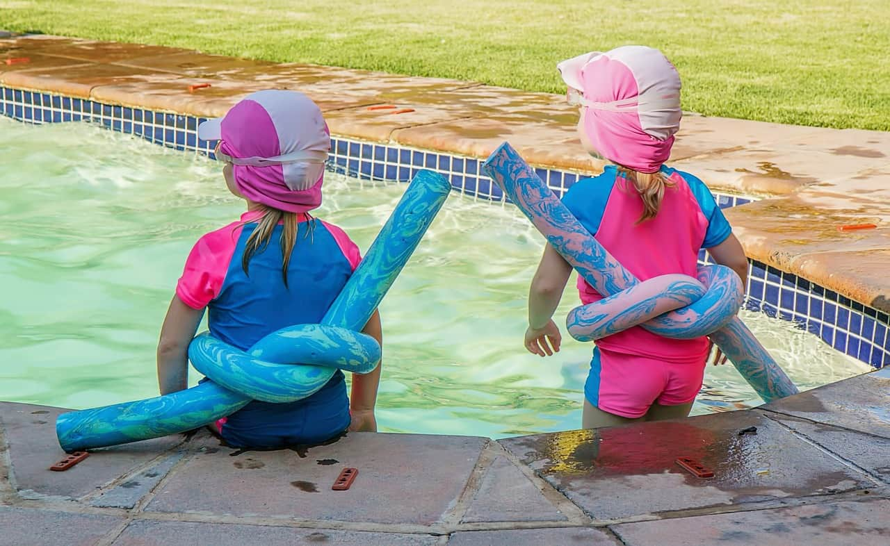 Pool toys lure kids into the water resulting in potential hotel swimming pool accidents