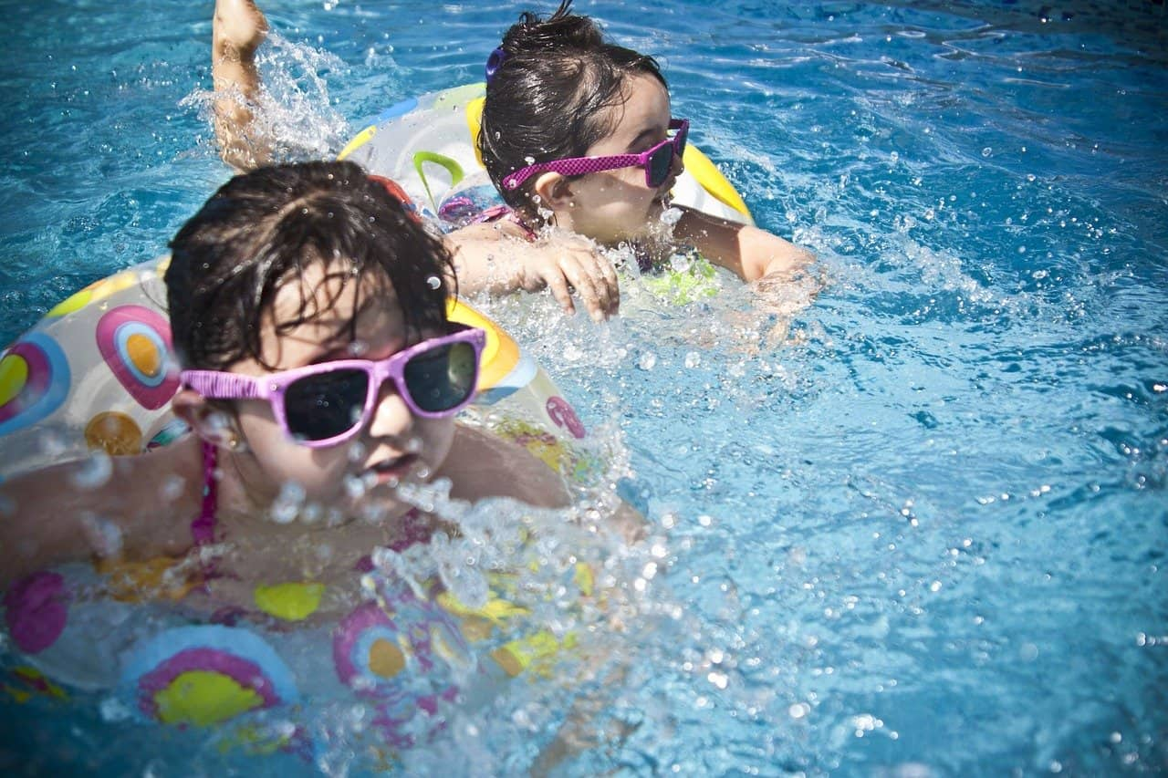 My grandkids are precious cargo, but what happens when there is a hotel swimming pool accident?